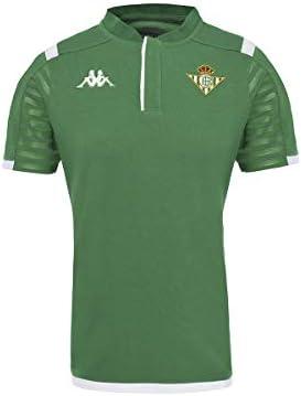 Kappa Camiseta Tipo Polo Real Betis 2019/2020 Verde,Hombre