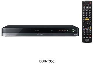 東芝 1TB 3チューナー ブルーレイレコーダー REGZA DBR-T350