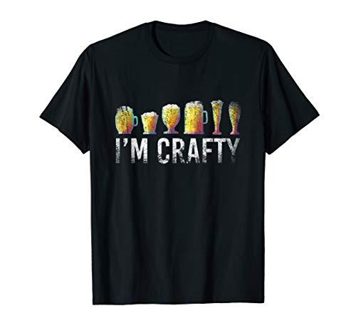 Selbstgebrautes Bier Hopfen Malz Starkbier T-Shirt