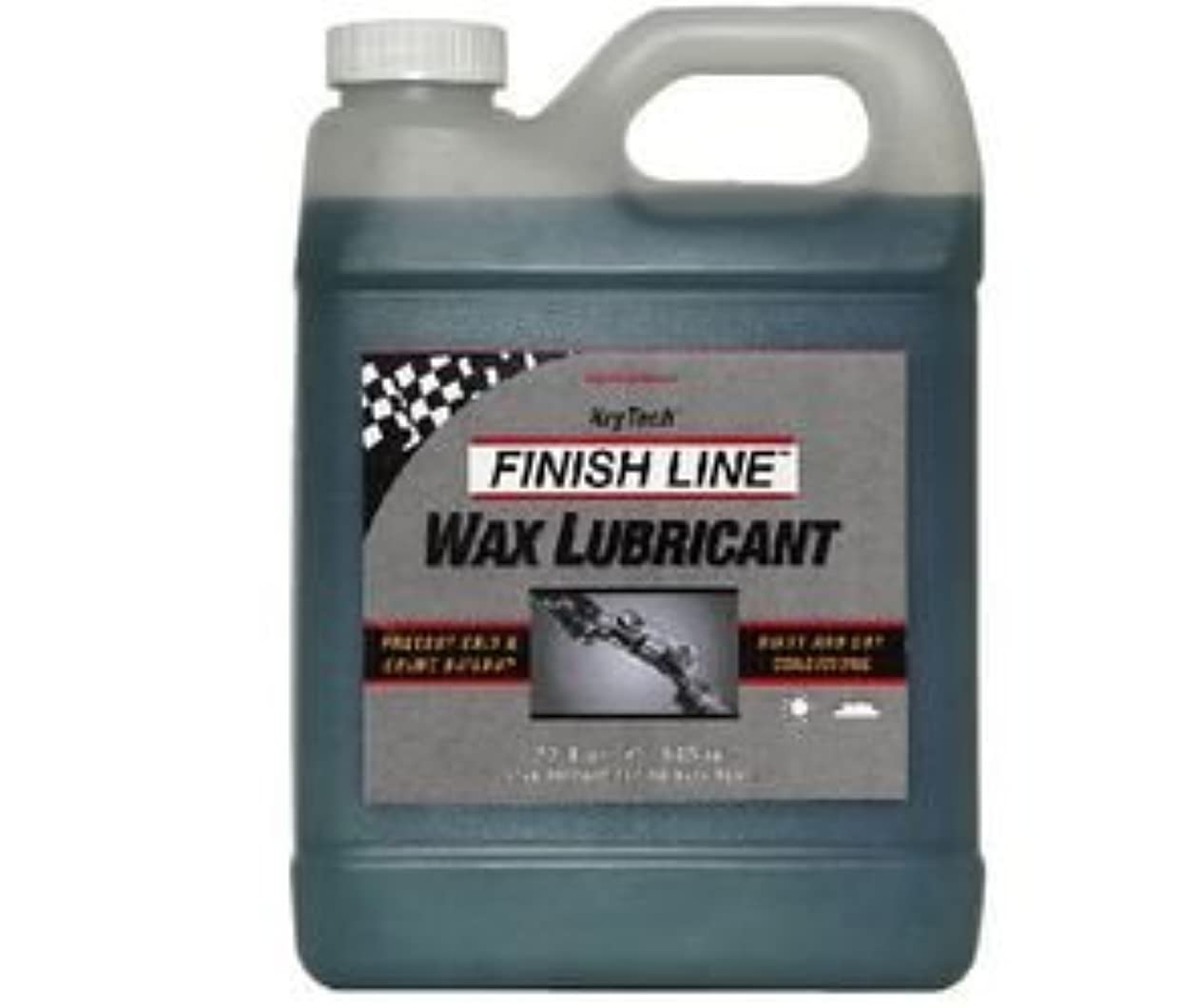 変化する忘れっぽいファウルFINISH LINE KryTech Wax Lube 945ml (コード番号:TOS06902) (潤滑剤 ケミカル) フィニッシュライン クライテック ワックス ルーブ 945ml プラボトル