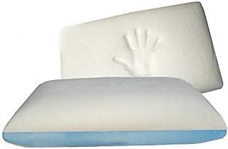 Filoben Par de almohadas Memory Fresh Gel Dubble Face 50 x 80 x 13 cm