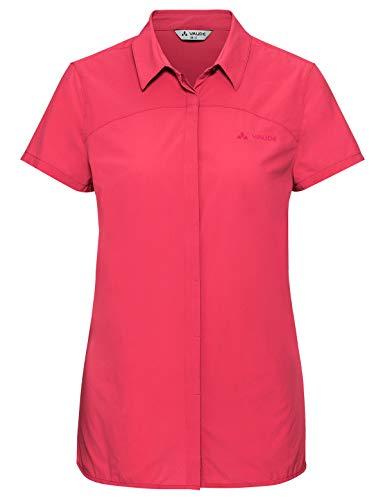 VAUDE damska bluzka Skomer Shirt Ii różowy BRIGHT PINK 40
