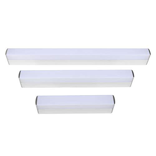 LILICEN Lámparas de Pared Luz LED de Pared Espejo de baño Blanco Caliente/lámpara de Pared Blanca Aseo Accesorios Modernos for Tocador de baño Corredor Inicio Lámparas