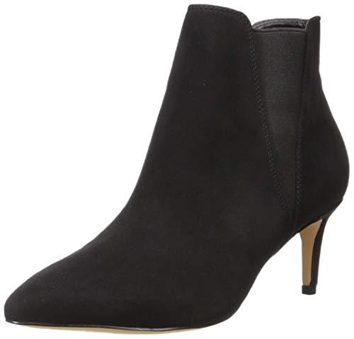 Marchio Amazon - Stella, stivali da infilare, con tacco midi di The Drop