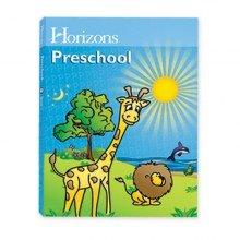 Horizons-Preschool Student Book V1 (Lesson 1-90)