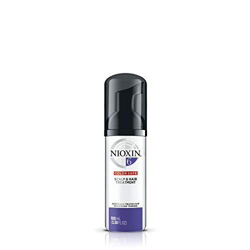 Nioxin System 6 Scalp & Hair Treatment, 3.4 oz.