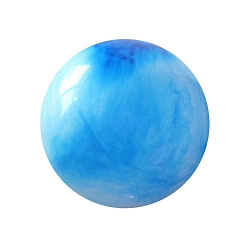 BoyYang Yoga Ball, Dicker Anti-Burst Gymnastikball, Robuster 500 kg Maximale Belastbarkeit Sitzball Pilates Ball als Fitness Kleingeräte und Balance Stuhl im Gym-Home-Büro(Nein inkl Ballpumpe)