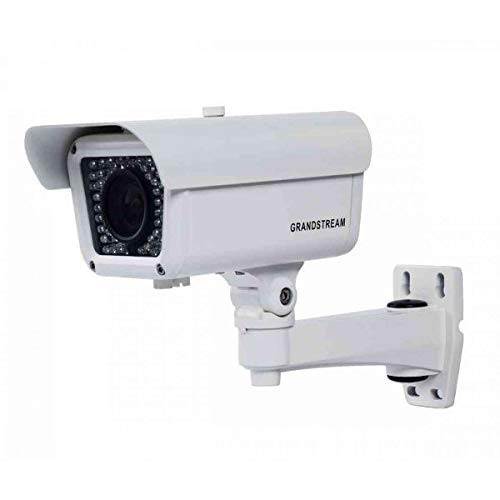 Grandstream Networks GXV3674 v2 Cámara de seguridad IP Exterior Bala Blanco 2048 x 1536 Pixeles - Cámara de vigilancia (Cámara de seguridad IP, Exterior, Bala, Blanco, Techo/pared, Metal)