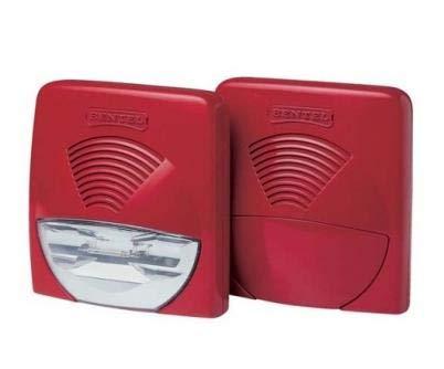 Bentel - Alarma óptica acústica de sirena HS900/R24