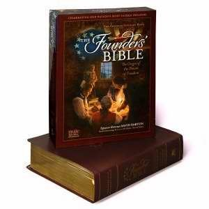 The Founder's Bible - NASB - Genuine Leather