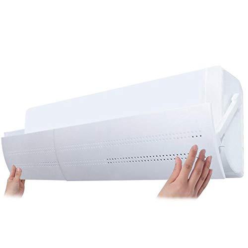 Draulic Anti-Direkt-Einziehbare Klimaanlage Abdeckung der Klimaanlage, Abluftventilator - Windabweiser Deflektor Abluftventilator Zubehör Klimaanlage