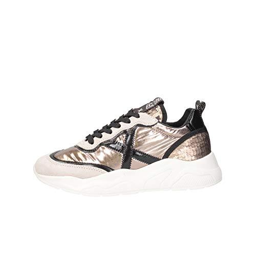 MUNICH Wave 39 Zapatos Deportivos para Hombre Bronce 8770039