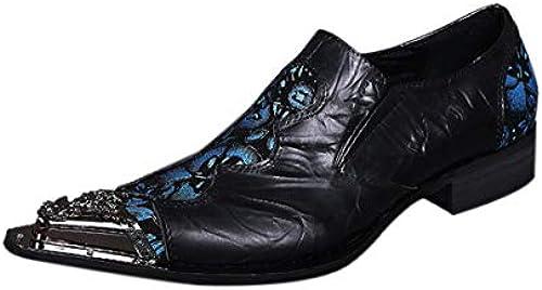 Comfort Vintage Schuhe Herren Neuheit Oxfords DANDANJIE