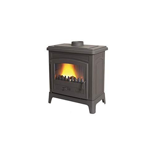 Godin - 389143 - Poêle à bois fonte 10kw
