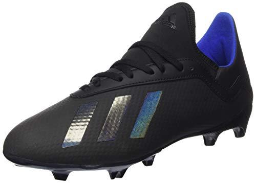 adidas X 18.3 Fg J, Scarpe da Calcio Unisex-Bambini, Multicolore (Multicolor 000), 36 EU