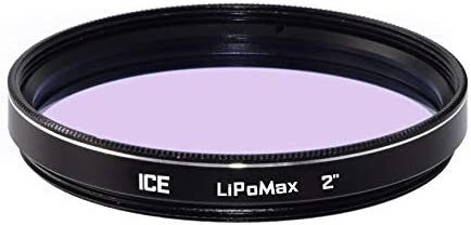 ICE 2 LiPoMax Double Strength Light Pollution Filter for Telescope Reduction for Night Sky Star product image