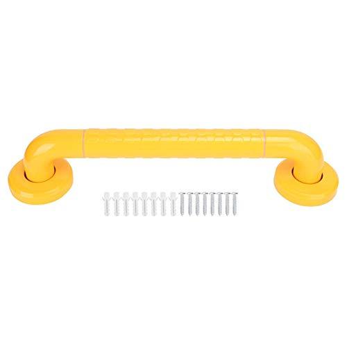 LYHT Barras de sujeción Baño de baños Antideslizantes de la Barra de asaltezo de baño Barra de Aseo con círculos Luminosos para Ancianos Bañera de baño Ducha Mango de Agarre (Color : 40cm)