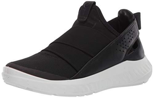ECCO ST.1LITEW, Zapatillas sin Cordones Mujer, Negro (Black/Black/Black 51094), 38 EU
