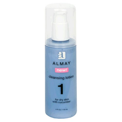 Almay Cleansing Lotion For Dry Skin with Cucumber