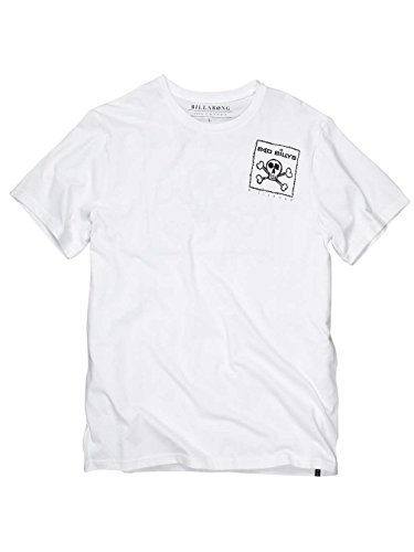 BILLABONG t-Shirts - Blanc - Small
