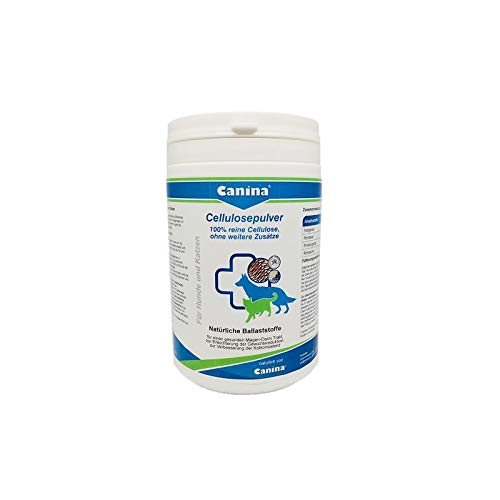 Canina Cellulose Pulver, 1er Pack (1 x 400 g)