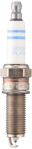 Bosch YR7MPP33 Double Platinum Spark Plug - Up to 3X Longer Life for Select Dodge Sprinter & Mercedes-Benz (Pack of 10)