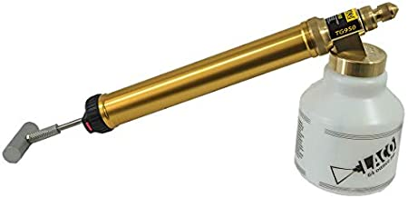 Laco TG950 Drywall Texture Gun - Professional Quality Texturing - Machined Brass Body