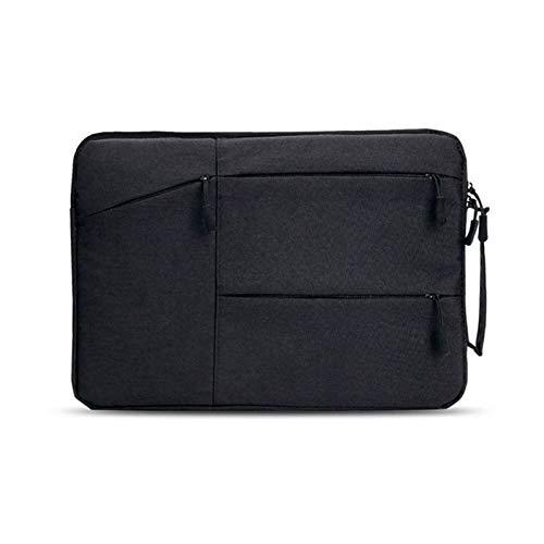 YTG Waterproof laptop bag 11 12 16 13 15 inch mac book computer sleeve socket (Color : Cowboy Brown, Size : For MacBook 11 inch)