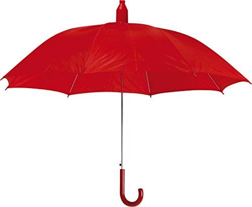 Paraguas automático antigoteo, 23 pulgadas, funda deslizante de plastos