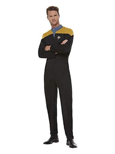Star Trek, Voyager Operations Uniform, Gold & Blac