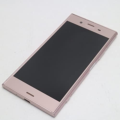 SONY(ソニー) Xperia XZ1 64GB ヴィーナスピンク SOV36 au