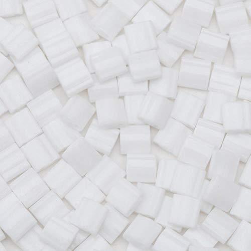 Taidian Tila Seedbeads para pulseras de joyería de bricolaje g 2 agujeros 5 * 5 * 1,9 MM 3 / 5grams / lot-TL402,5grams