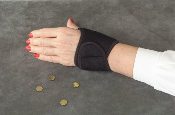Magnetic Hand Wrap