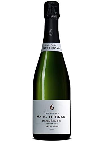 Champagne Brut Selection 1er Cru NV - Hebrart Marc