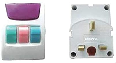 Plug قابس/فيش كهربائي GES4050 من Geepas