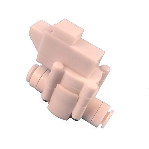 Filter external accessories 1PCS 1/4' Tubo rápida Osmosis Inversa tanque bajo el interruptor de presión for el sistema de agua de acuario 1/4 pulgadas de la manguera de conexión Easy to install