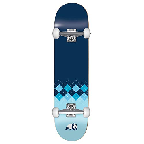 Enjoi Argyle First Push Complete Kids Skateboard 7.625