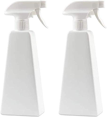 スプレー容器 アルコール除菌 均一の超微細ミスト トリガータイプ 霧吹き 家庭・会社・車・学校多用型 2本セット (500ml*2)
