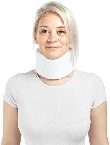 Soft Foam Neck Brace Cervical Collar, Adjustable Neck Support Brace...