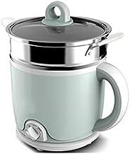 DYXYH Cuisinière électrique multifonction 2L Cuisinière électrique étudiant Pot Dortoir électrique Pot Mini Petit énergie ...