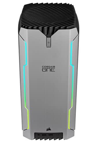 CORSAIR ONE PRO a200 Compact Workstation-Class PC - AMD Ryzen 9 5950X CPU - NVIDIA GeForce RTX 3080 Graphics - 64GB CORSAIR Vengeance LPX DDR4 Memory
