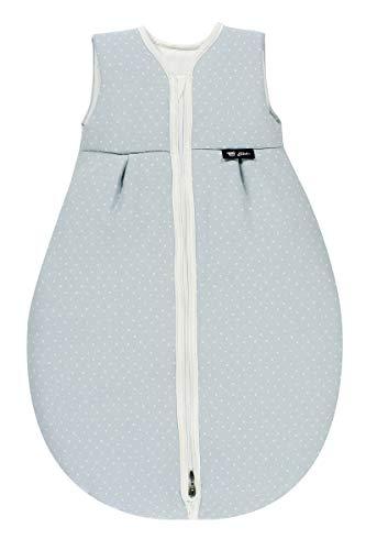Alvi Mäxchen - Saco de dormir de verano para bebé (talla 80), diseño de lunares