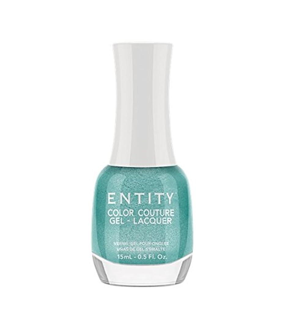 疑い者粘土土砂降りEntity Color Couture Gel-Lacquer - Jewel Tones - 15 ml/0.5 oz
