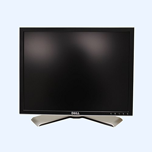 Dell Ultrasharp 1600x1200 2007fp 20' Flat Panel LCD Monitor with Height Adjustable Stand With USB Hubs DVI-D/VGA Video Output