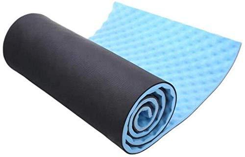 WCY Entrenamiento Estera de Yoga no Slip Mat Ejercicio - Individual Deportes al Aire Libre del sueño Colchoneta Yoga colchón de la Cama yqaae