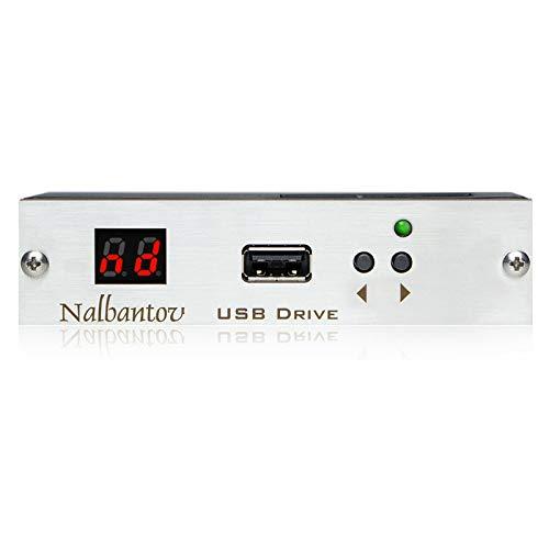 Nalbantov USB unidad de disquete emulador N-Drive industrial para Mitsubishi A1006 máquina de coser