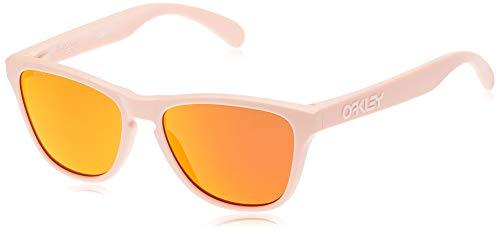 Oakley 0OJ9006 Occhiali da Sole, Marrone (Matte Pink), 53 Uomo