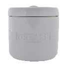 | Porcelain Grease Container | Mast General Store