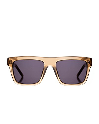 Marshall Johnny Large Sonnenbrille gold (Chestnut/Smoke Grey)-Onesize