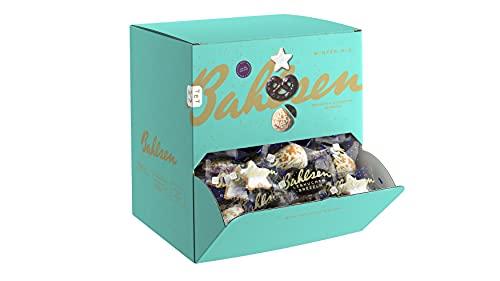 Bahlsen Winter-Mix – 1er Pack Thekendispenser – Mit Klassikern wie Lebkuchen und Zimtsternen – einzeln verpackt (1 x 1,03 kg)